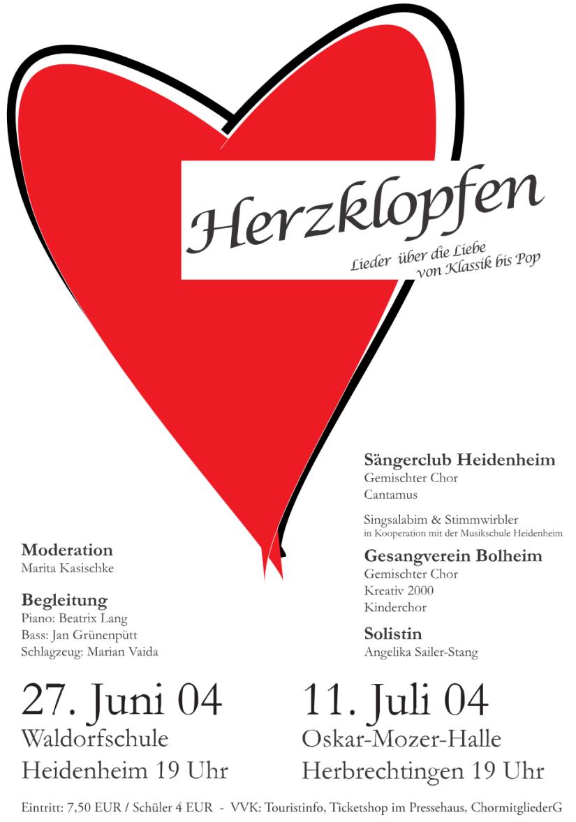 2004_Herzklopfen Plakat