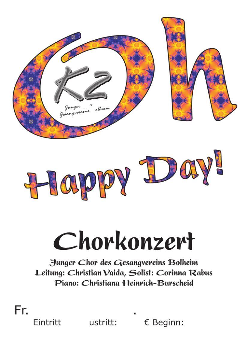 2007-K2-Oh Happy Day-Plakat_V4